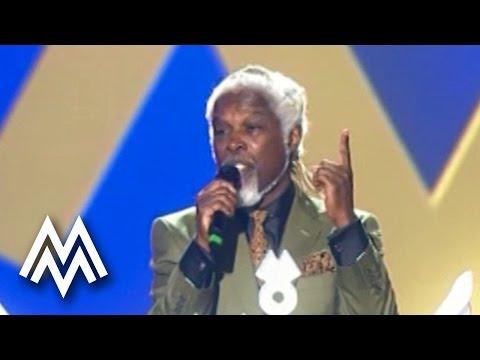 Billy Ocean | Wins 'Lifetime Achievement Award' | Acceptance Speech | 2010