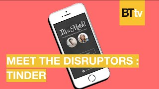 Meet The Disruptors: Tinder | Cannes Lions Talks 2015 | 1 - BrandTechTV