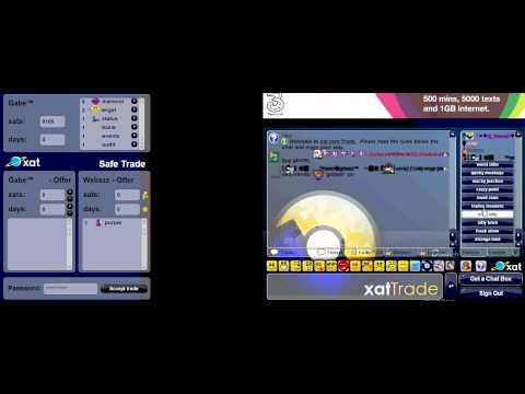 how to get free powers on xat