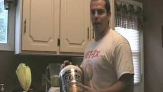 High Protein Breakfast Smoothie Drink