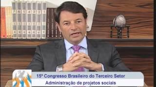 XV Congresso Brasileiro do Terceiro Setor 2014 (Parte 1)