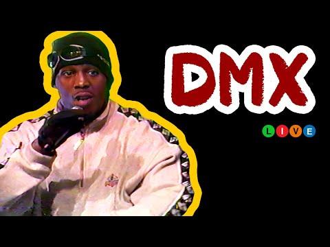 DMX - 4,3,2,1 & Get At Me Dog (LIVE) 1997