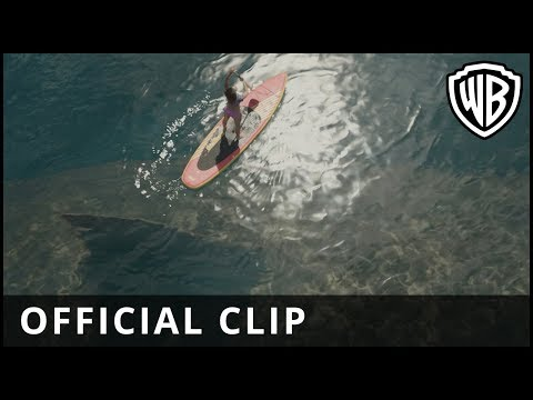 The Meg – Official Clip - Warner Bros. UK