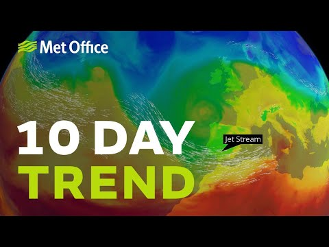 10 Day trend - Will the snow return or is Spring about to arrive?