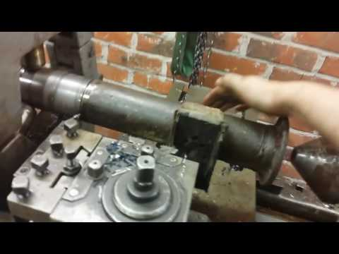 Shortening a Ford rear axle