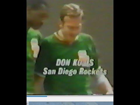 1 NBA All Star Game Jan 14, 1969 Baltimore MD Don Kojis