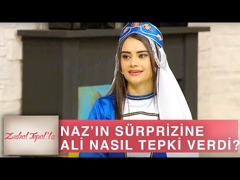 Zuhal Topal'la 133. Bölüm (HD)   Naz ve Ali'den Çok Konuşulan Azerbaycan Dansı...