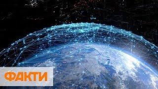 Спутниковый интернет Starlink частично покрывает Украину