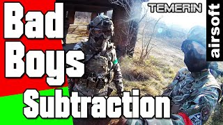 Bad Boys : Subtraction , 2020. Action + Vlog , Srpska airsoft zajednica