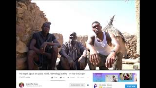 Listen To This Dogon Elder Confirm What Flat Earthers Have Been Teaching About The Stars & Earth!!!
