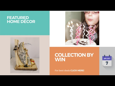 Collection By Win Featured Home Décor