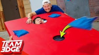 Download Extreme Corn Hole! | Below the Belt Edition!! Mp3 and Videos