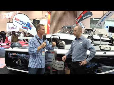 Quintrex Apex Hulls Launch at the Melbourne Boat Show