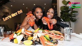 Seafood Boil with Yandy Smith from Love & Hip Hop New York