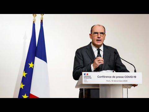 فيروس كورونا: رئيس الوزراء الفرنسي يدعو من تزيد أعمارهم عن 55 عاما لتلقي لقاح أسترازينيكا  - نشر قبل 17 ساعة