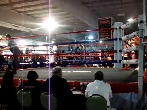 Lorenzo Rosales Boxing at Ringside 2011 15-16 138llbs