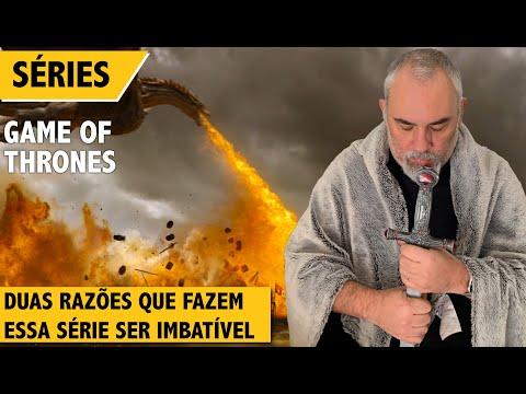 Duas razões que fazem Game of Thrones ser imbatível from YouTube · Duration:  3 minutes 59 seconds
