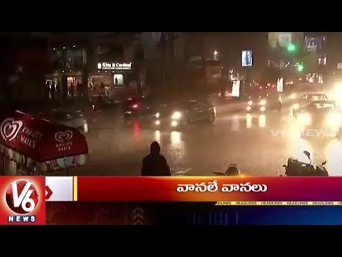 9PM Headlines | KCR Suryapet Tour | Weather Report | Srisailam Water | Kejriwal's Car Stolen | V6