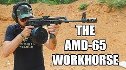 We're In Love With The Hungarian AMD-65
