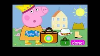 Играем с ПЕППОЙ. СВИНКА ПЕППА - модница. Playing with Peppa. Peppa Pig - fashionista