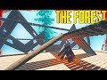 Building An Indoor Ramp - S3 EP21 | The Forest v0.73