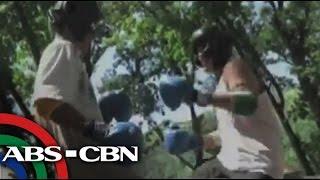 'Gagamboxing,' tampok sa pista sa Bukidnon