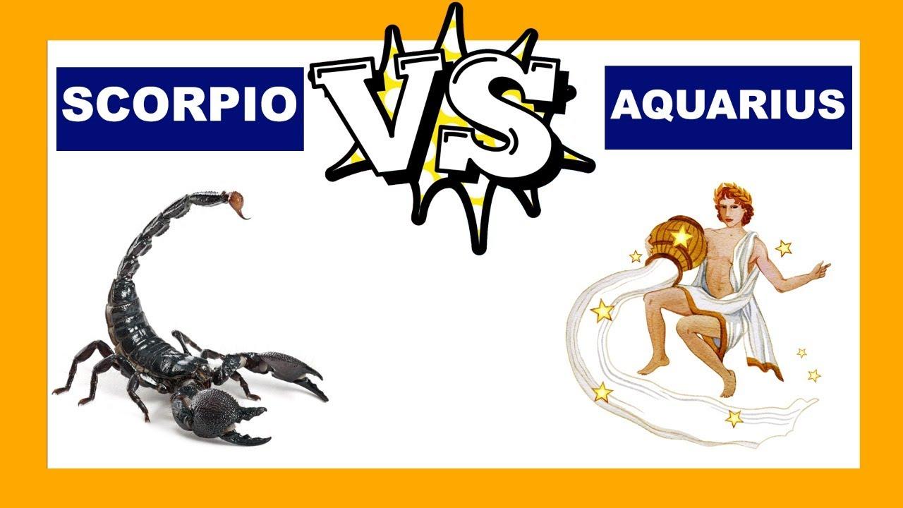 Scorpio vs  Aquarius: Who Is The Strongest Zodiac Sign?