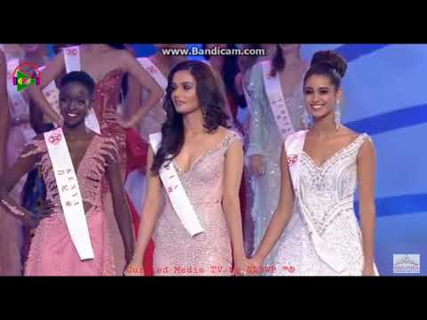 Miss World 2017 is India Nov 18 Runners Up Mexico 2nd Runners Up England SDBWP CURATED MEDIA TV FA