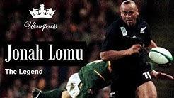 Jonah Lomu - The Legend | Tribute