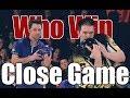 Close Game Bowling Game - Scott Norton V