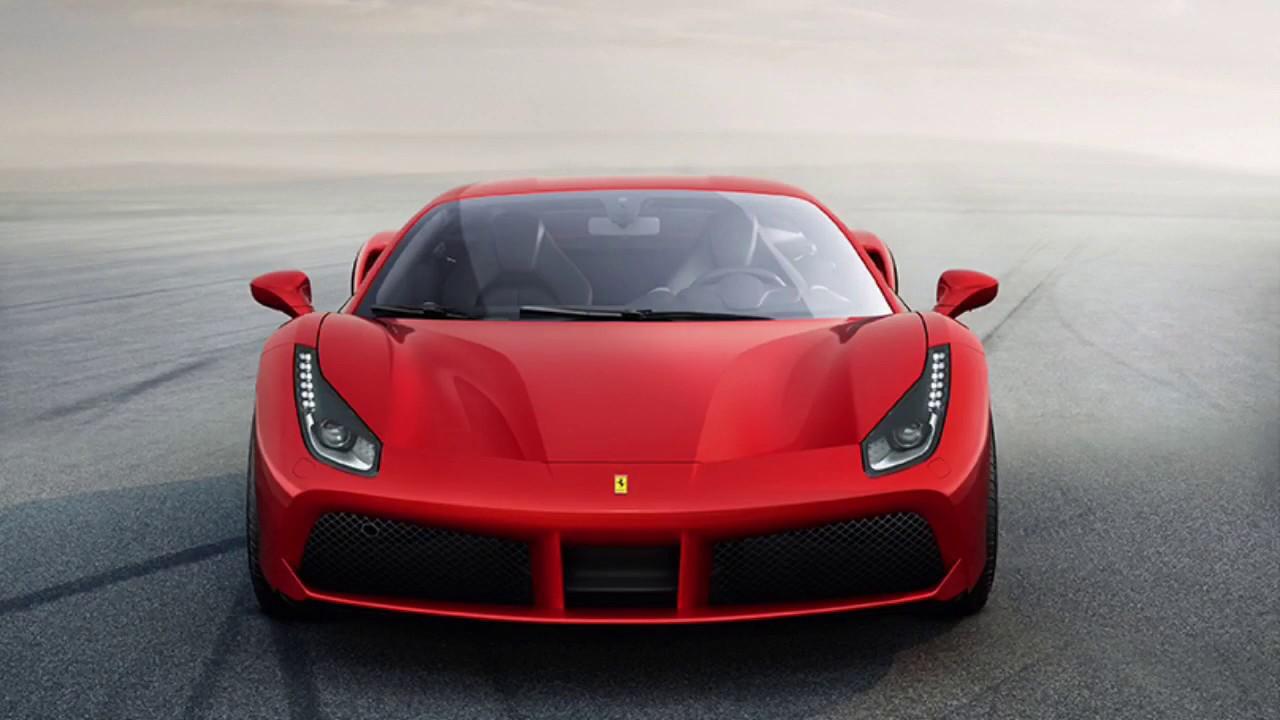 Ferrari 448 - YouTube