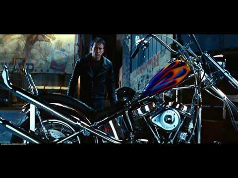 Face To Face With Demon - Ghost Rider-(2007) Movie Clip-2 Bl