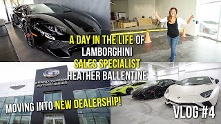 VLOG #4 - Moving Day & Introducing our Entirely New Showroom!