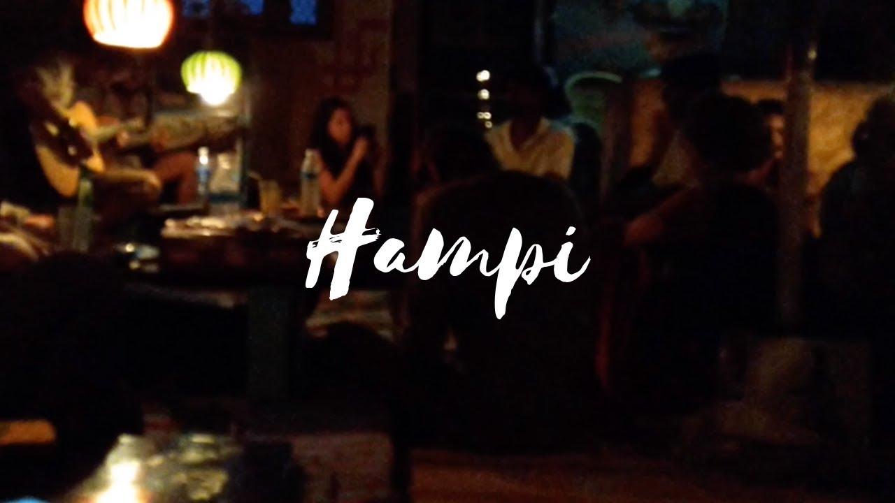 Hampi (Short vlog| First vlog)