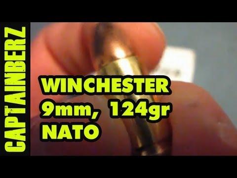 9mm Winchester NATO (124gr, FMJ)