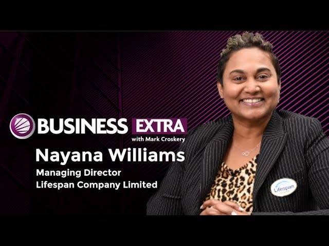 Nayana Williams: Doing Things That Many People Can Only Dream Of | Business Live Extra | CVM LIVE