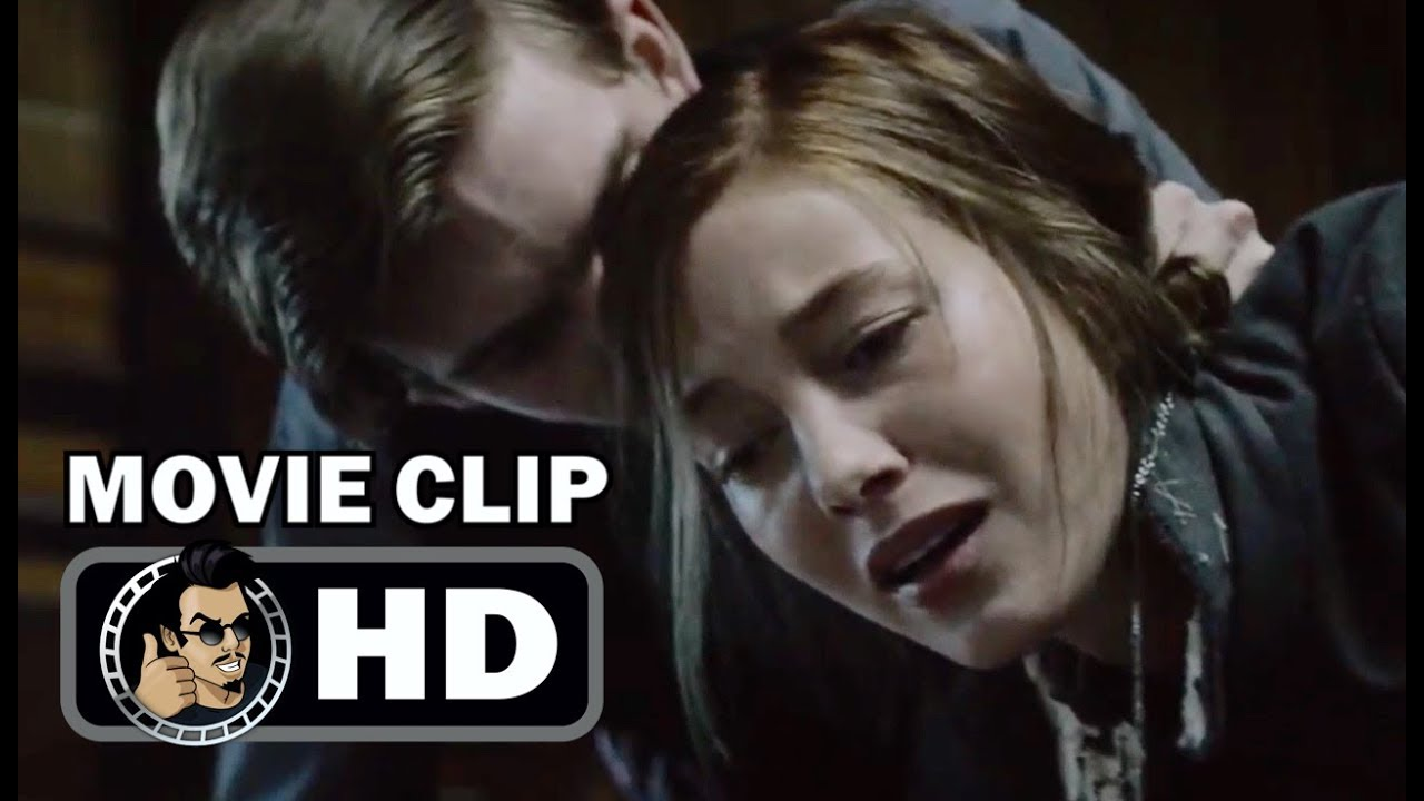 THE LODGERS Movie Clip - Trap Door (2017) Horror Thriller