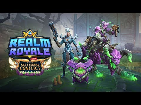 Realm Royale - OB20 Update Overview