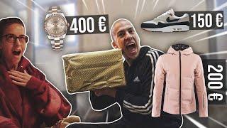 KUPUJEM NOVOGODIŠNJE POKLONE ZA 1000€