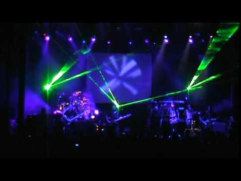 Australian Floyd performing Run Like Hell encore 8-9-2015