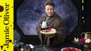 MAY THE 4th BE WITH YOU!! | Star Wars Waffles | Jamie Oliver #maythe4thbewithyou