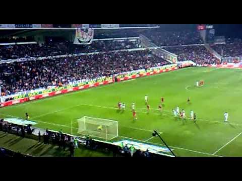 Hugo Almeida Penaltı | BJK-Bursa
