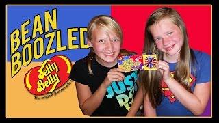 Bean Boozled Challenge   VOMIT ALERT!
