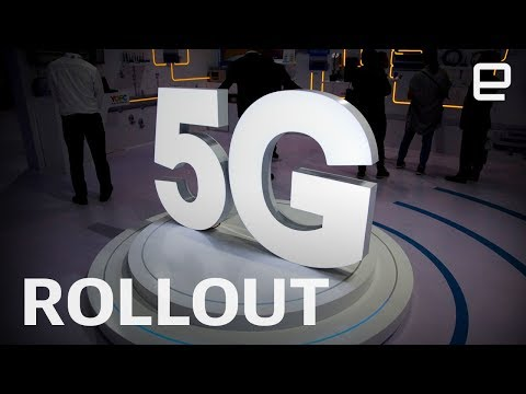 5G in 2019: The benefits, rollout and challenges at CES 2019