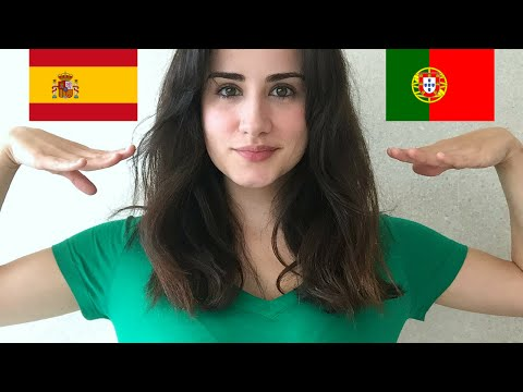 SPANISH vs. PORTUGUESE LANGUAGE