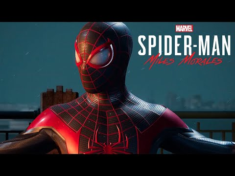 Marvel's Spider-Man: Miles Morales - Official PS5 Gameplay Demo