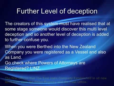The law and YOU by Billy Turner in New Zealand