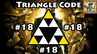 Deus Ex Mankind Divided - Triangle Code 18 Location