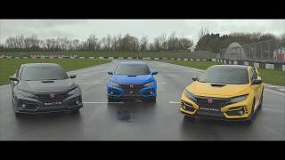 First Look: 2021 Honda Civic Type R Limited Edition And Sport Line