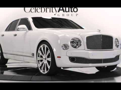 2012 Bentley Mulsanne Executive Interior Pkg For Sale In Sarasota